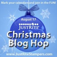 Aug09-JustRite Christmas Blog Hop Icon