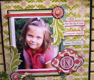 Spellbinders Booth Display Projects