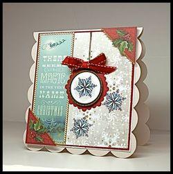 Kazan-1- snowflake card