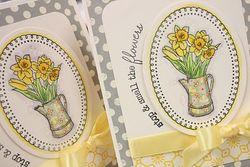 Daffodeils - Michelle- close up