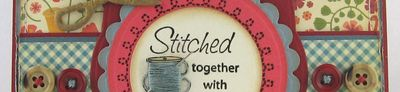 Michelle Rodgers- Stitched with love- sneak peek
