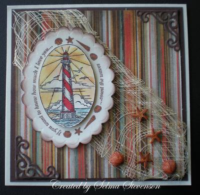 JRC_021 Card HM-Selma Stevenson