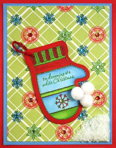 JR Fortin Dreaming of  White Christmas