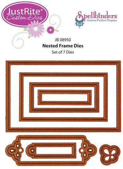 JB 08950 Nested Frame Dies WEB