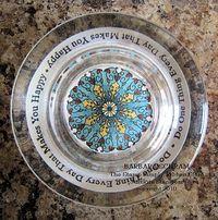 Kaleidoscope Paperweight-BarbSchram