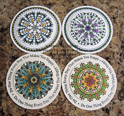 Kaleidoscope Paperweights All-BarbSchram