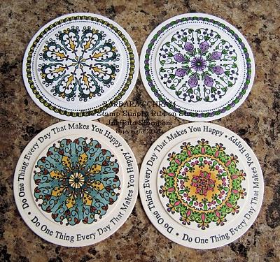 Kaleidoscope Paperweights All-BarbSchram