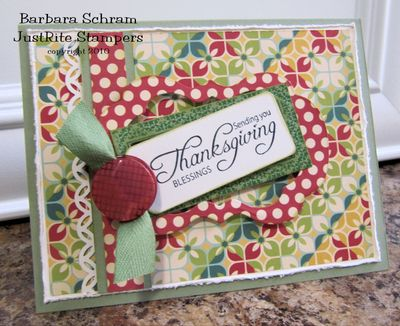 Give Thanks-Barb