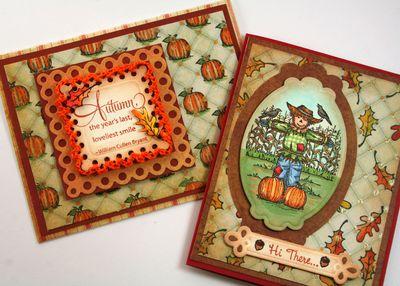 Hangin Around Pair of cards photo 2