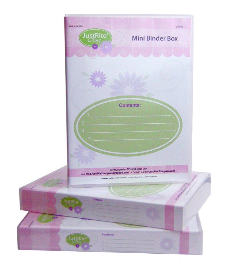 JR Mini Binder Box OUTSIDE 2