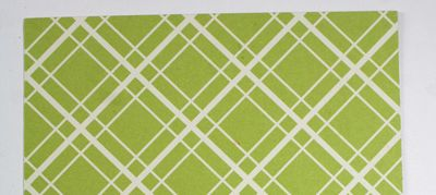 Martha Stewart Botanical Paper Pad section