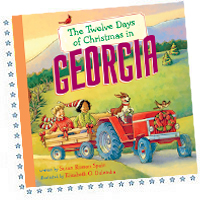 12 Days of Christmas in George Book