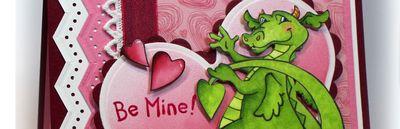 Sneak Peek Monday -Cindy Lawrence Adorable Dragon