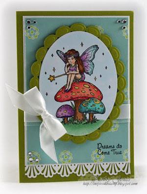 Garden Fairy Wishes - Kathy Jones