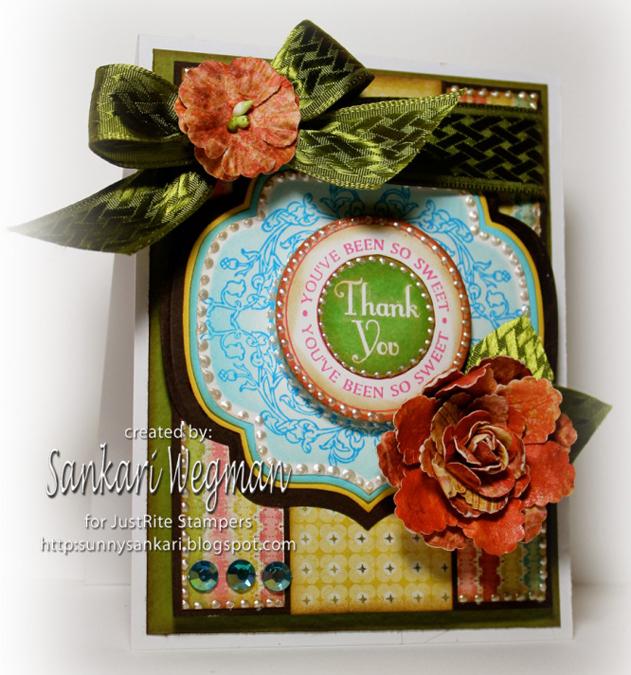 Sankari-Vintage Floral Labels