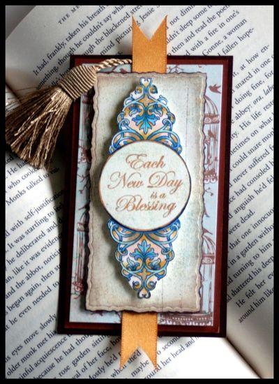 Kazan-Faith Bookmark