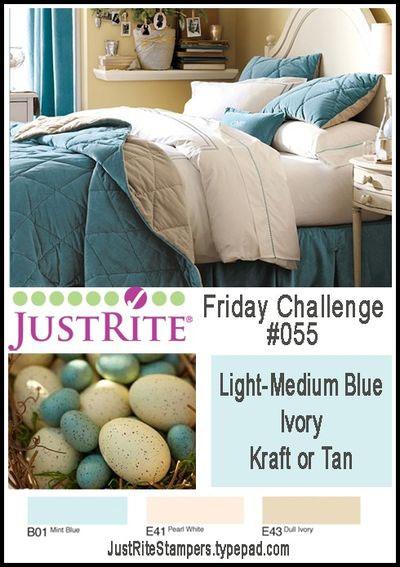 JRC 55 Color Challenge Inspiration Photo