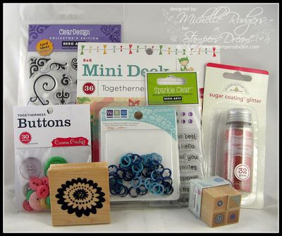 Stampers Dream Blog Candy