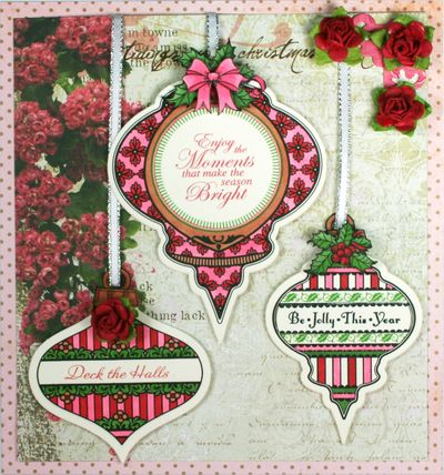 Merry and Bright CardKELLIE