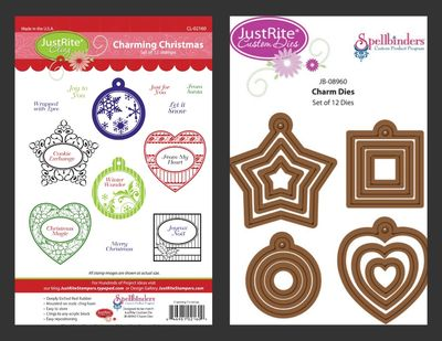 Charming Christmas Product Collage