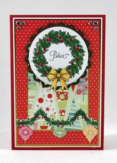 Christmas Trimmings #C36580