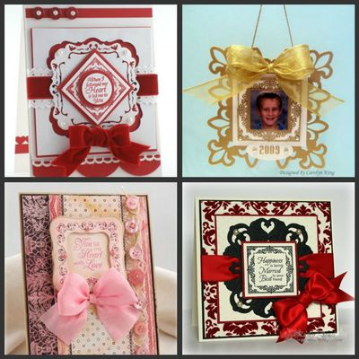 Decorative Frames Collage