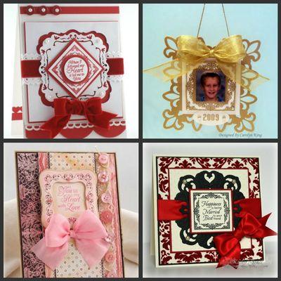 Decorative Frames Collage