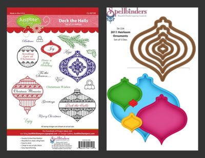 Deck the Halls Product Collage