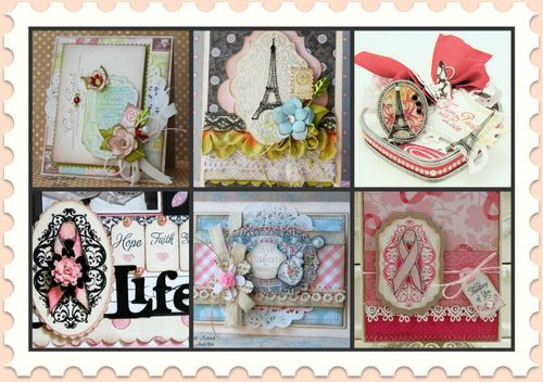 Shabby Chic Collage 2