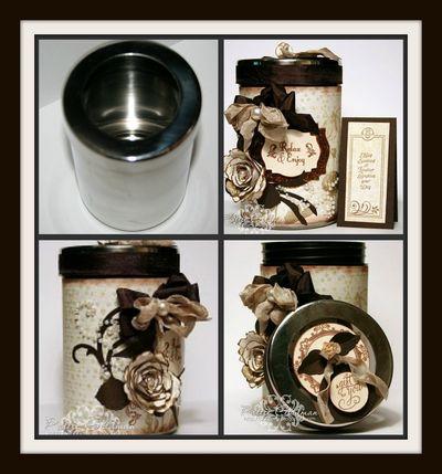 Pattie tea container project