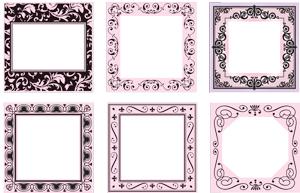 09060-sm decorative Squares