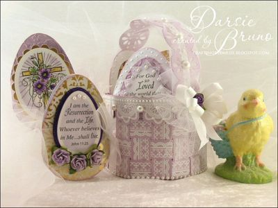 Easterbasketa Darise