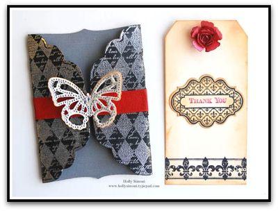 HS butterfly card open1