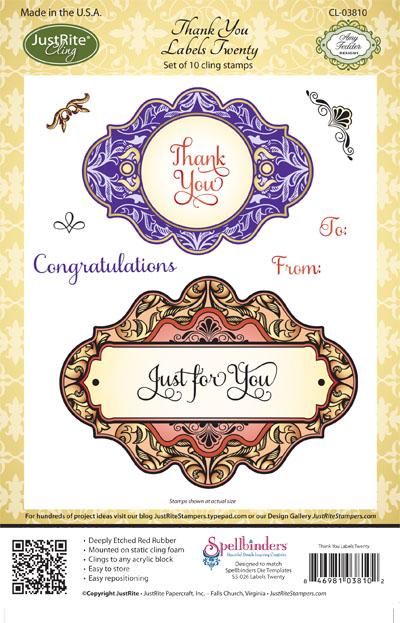 JR _CL-03810 _Thank _You _Labels_ Twenty