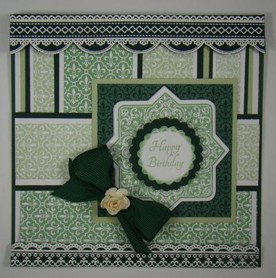 Green bday 6