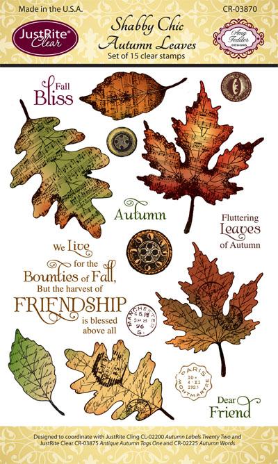 CR-03870_ Shabby_ Chic_ Autumn_ Leaves