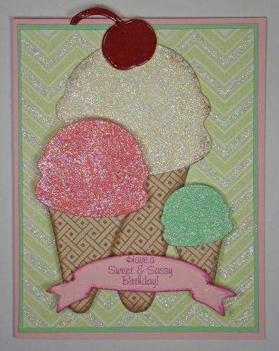 Ice cream cones 4