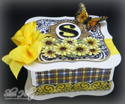 KeepsakeBox Sheri Holt