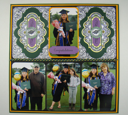 Graduation page Angela Barkhouse
