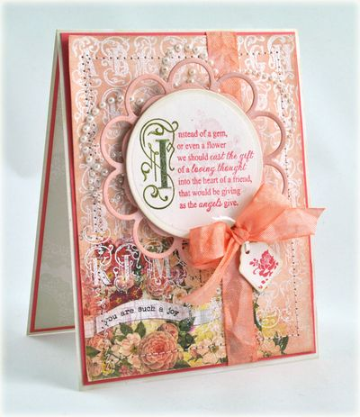 Debbie Olson Amazing Paper Grace Stamps