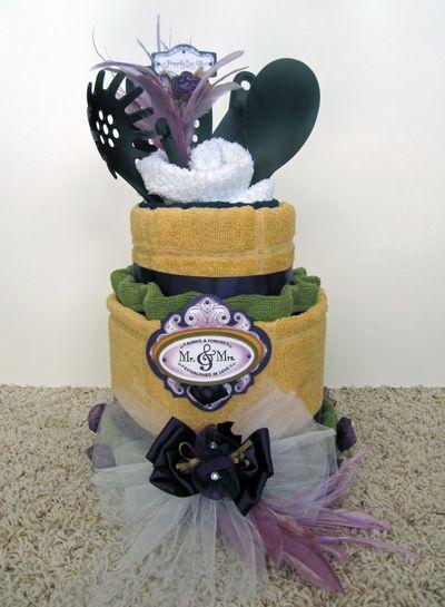 Barb Schram Wedding Cake