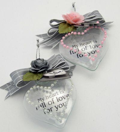 Mr & Mrs Ornaments Barb Schram