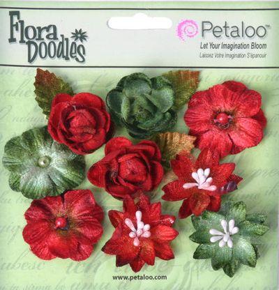 Red_Green_Assorted_Blossoms_Velvet_Item1263-003_jpg