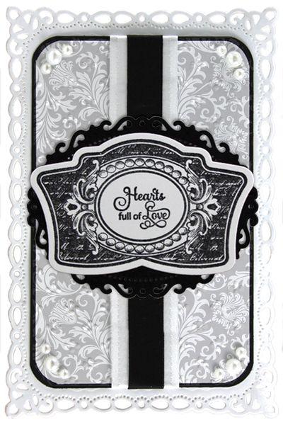 Vintage Pearl Labels KATHY
