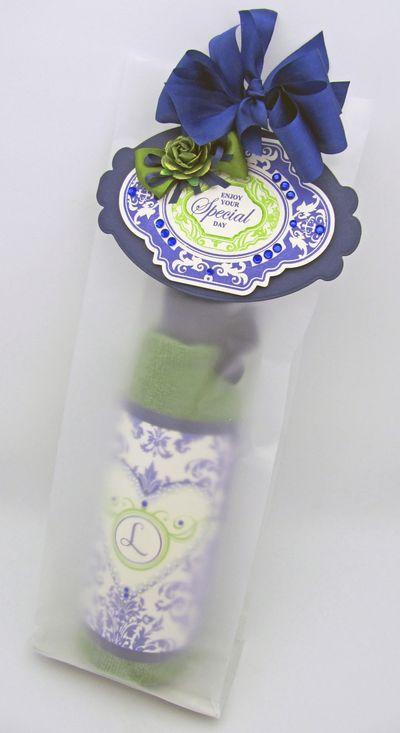 Packaged Wine Bottle Barb Schram