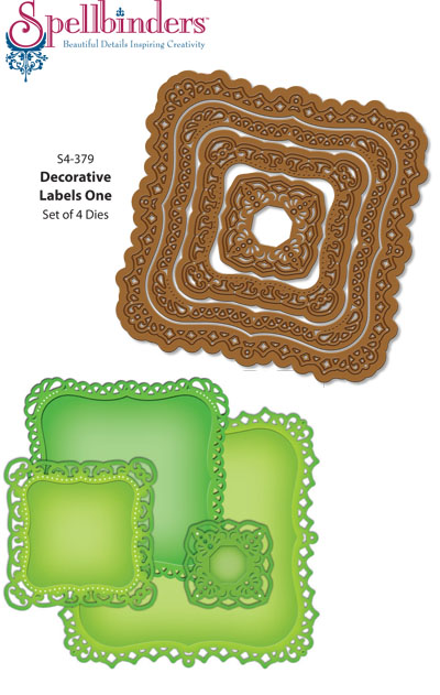 S4-379 Decorative Labels One LG