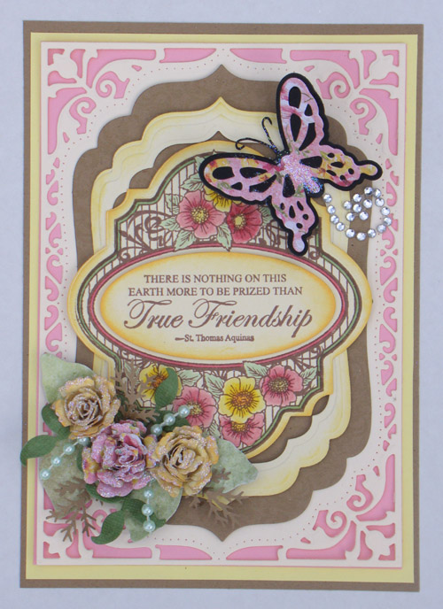 True friends Angela Barkhouse
