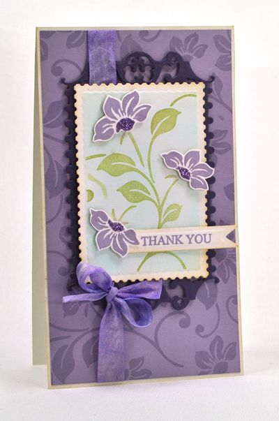 Debbie Olson Floral Thank You