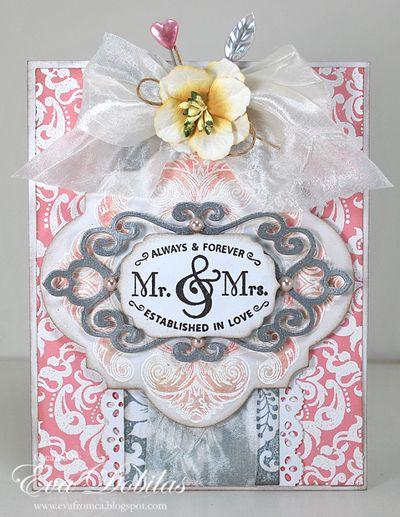 Mr & Mrs Eva Dobilas