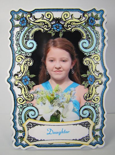 Angela Barkhouse Picture Frame